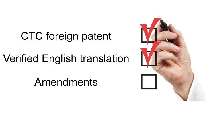 modified-substantive-examination